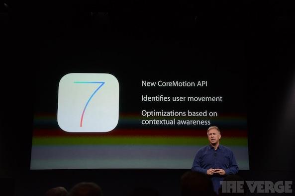 M7 plus iOS 7