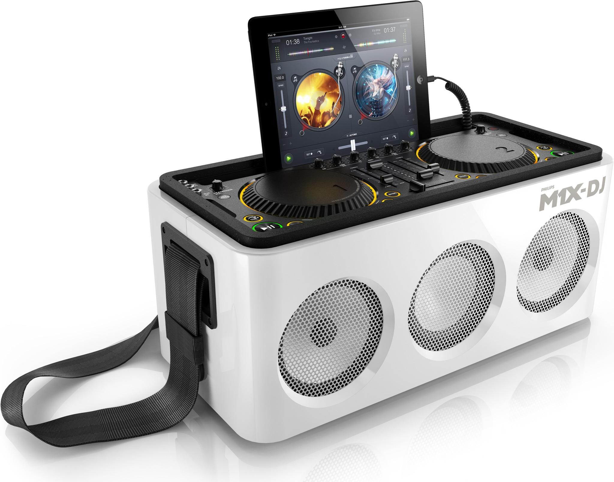 Philips M1X-DJ (isometric 001)