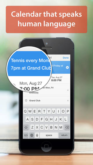 Readdle Calendar 5 for iOS (iPhone screenshot 002)