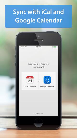 Readdle Calendar 5 for iOS (iPhone screenshot 004)
