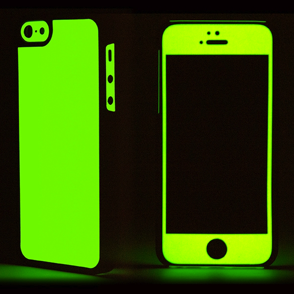 Slickwraps the Case glow series
