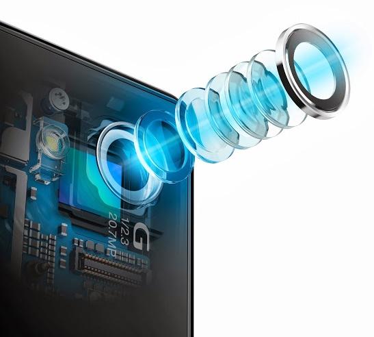 Sony Xperia Z1 (camera tech)