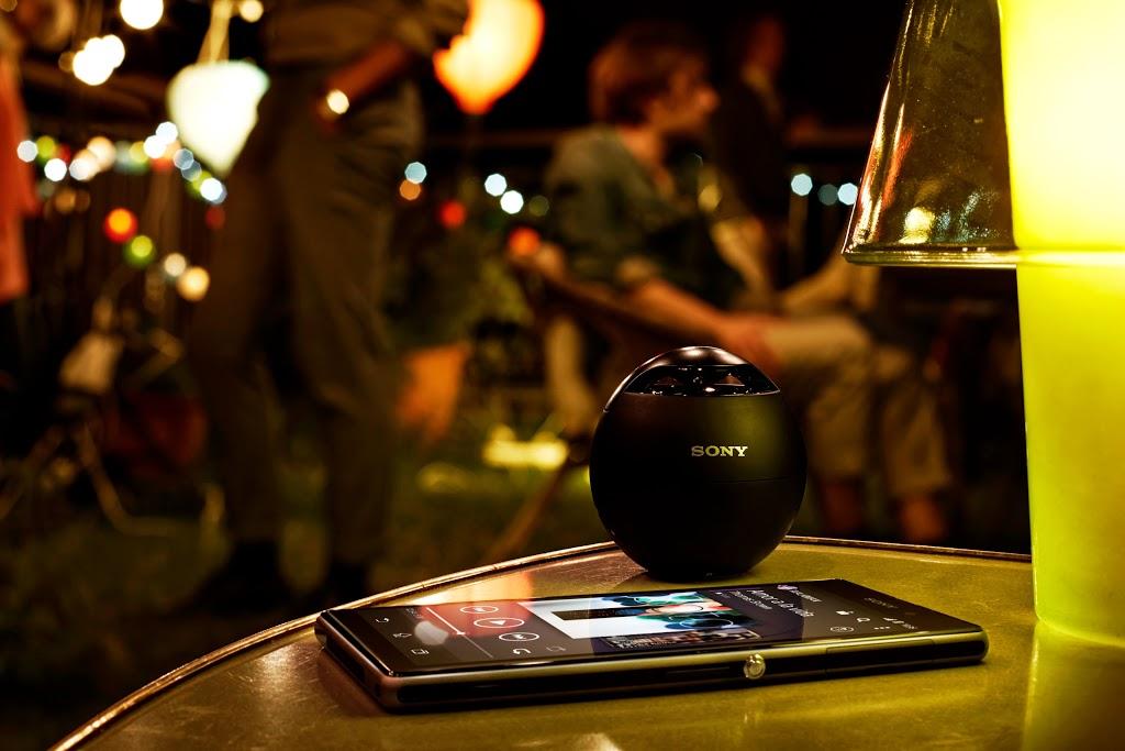Sony Xperia Z1 (lifestyle 003)