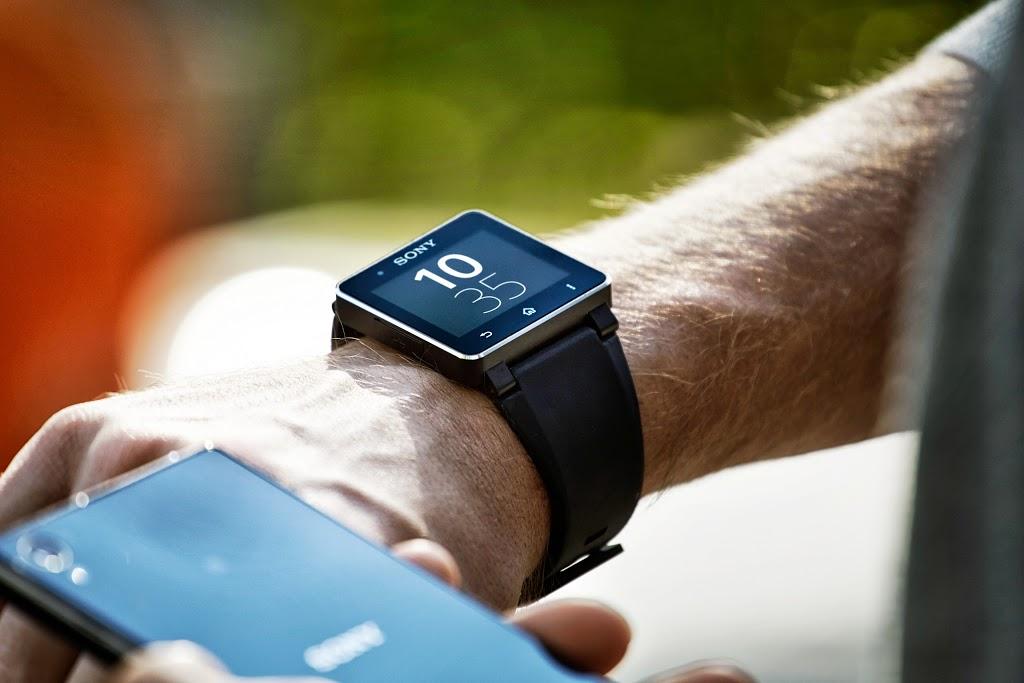 Sony smartwatch (lifestyle 001)