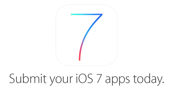 Submit iOS 7 apps
