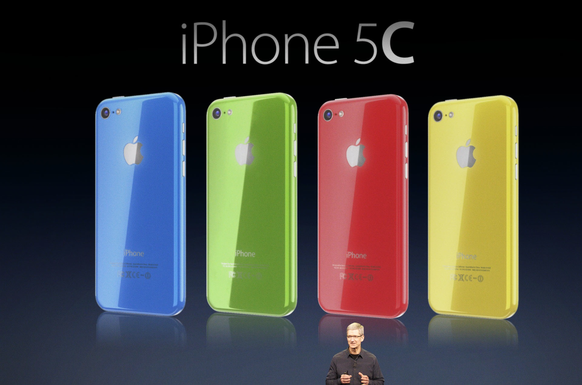 Tim Cook (iPhone 5C, Martin Hajek 002)