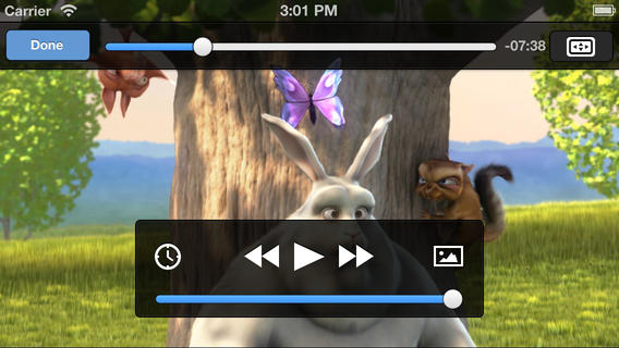 VLC 2.1 for iOS (iPhone screenshot 002)