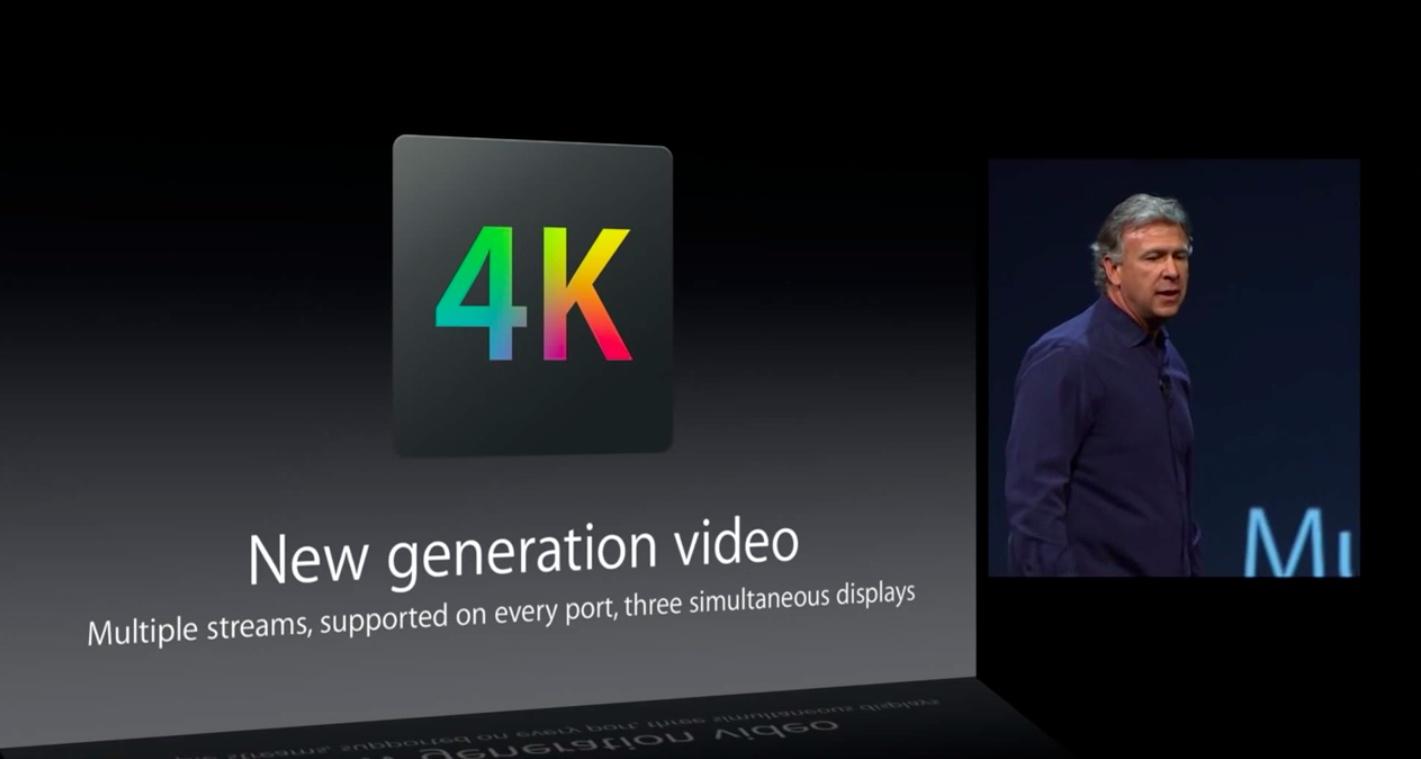 WWDC 2013 (Mac Pro, New Generation Video)