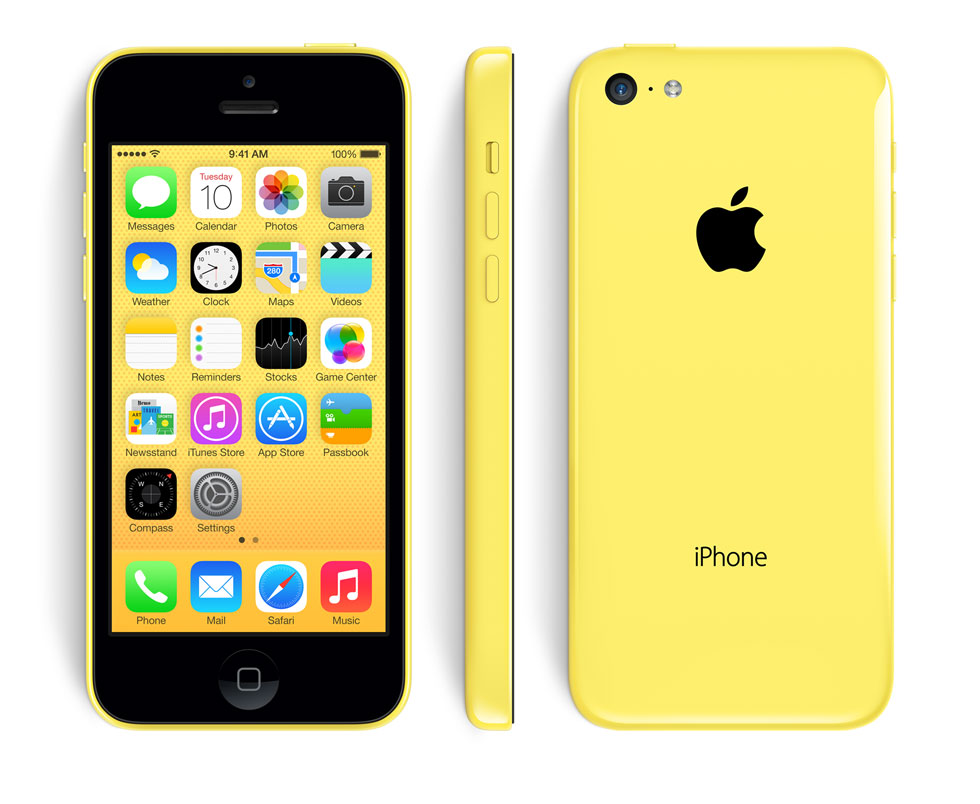 yellow iphone 5c apple to start taking iphone 5c pre orders this friday 13332