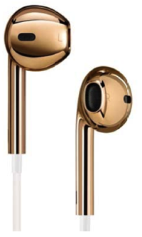 apple-gold-earpods