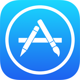iOS 7 App Store (app icon, small)