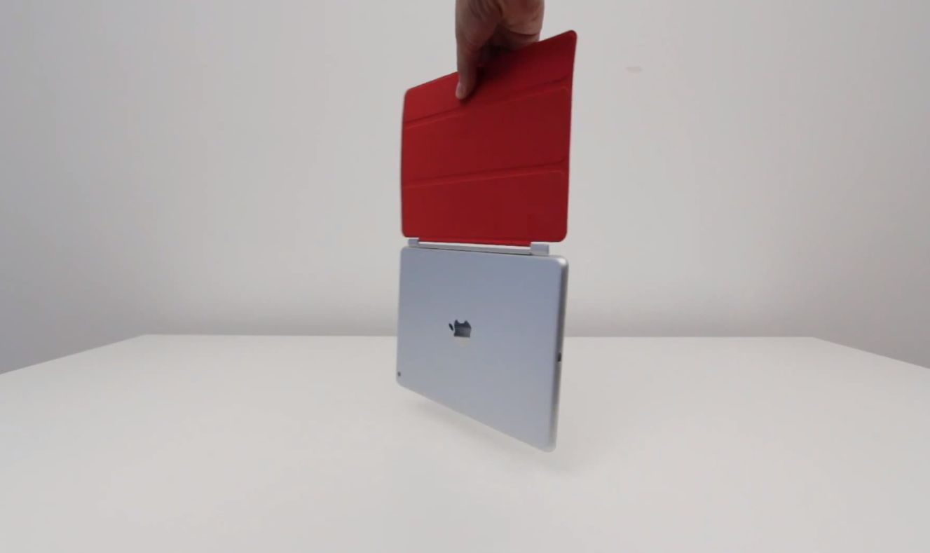 iPad 5 Smart Covers video