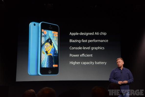 iPhone 5C A6