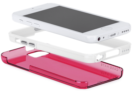 iPhone 5C (Case Mate, Evleaks 001)