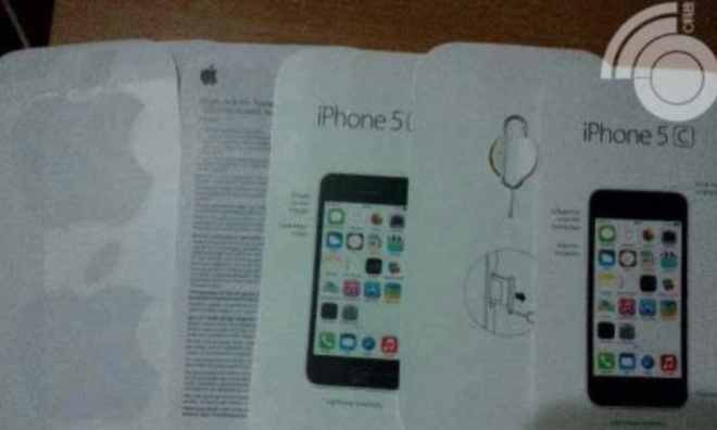 iPhone 5C (manual, SIM Only Radar 001)