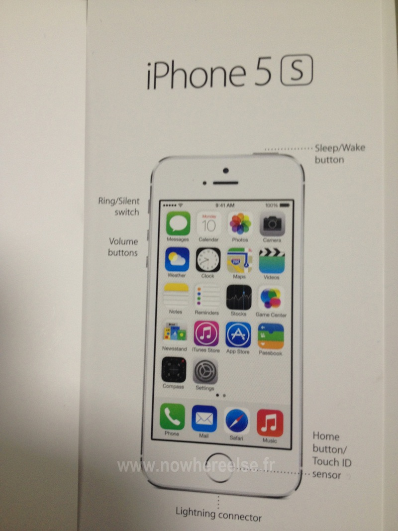 iPhone-5S user guide