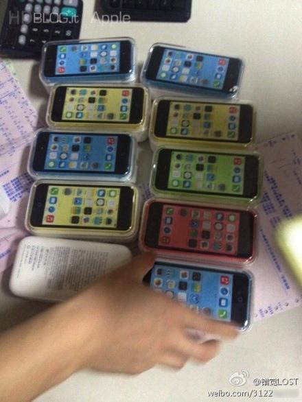 iPhone 5c (unboxing, HDBlog.it 002)
