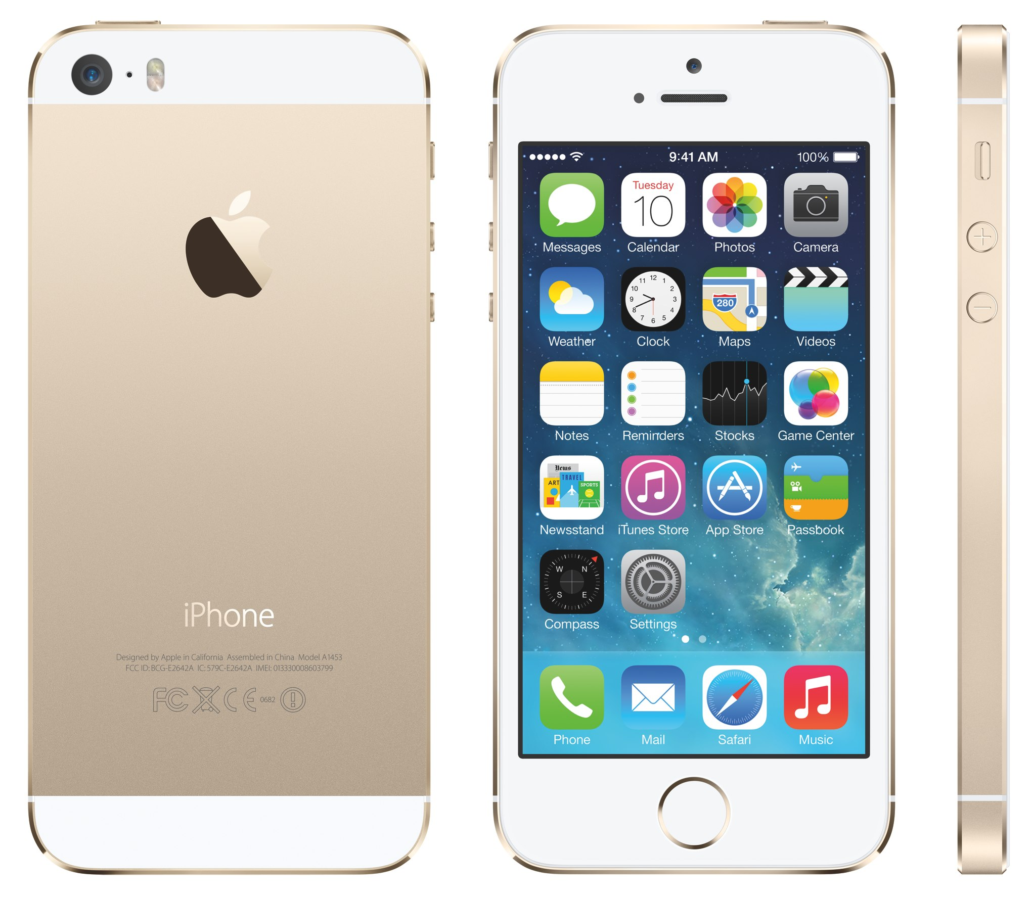 Apple nows offers a single iPhone 5s and iPhone 5c version ...