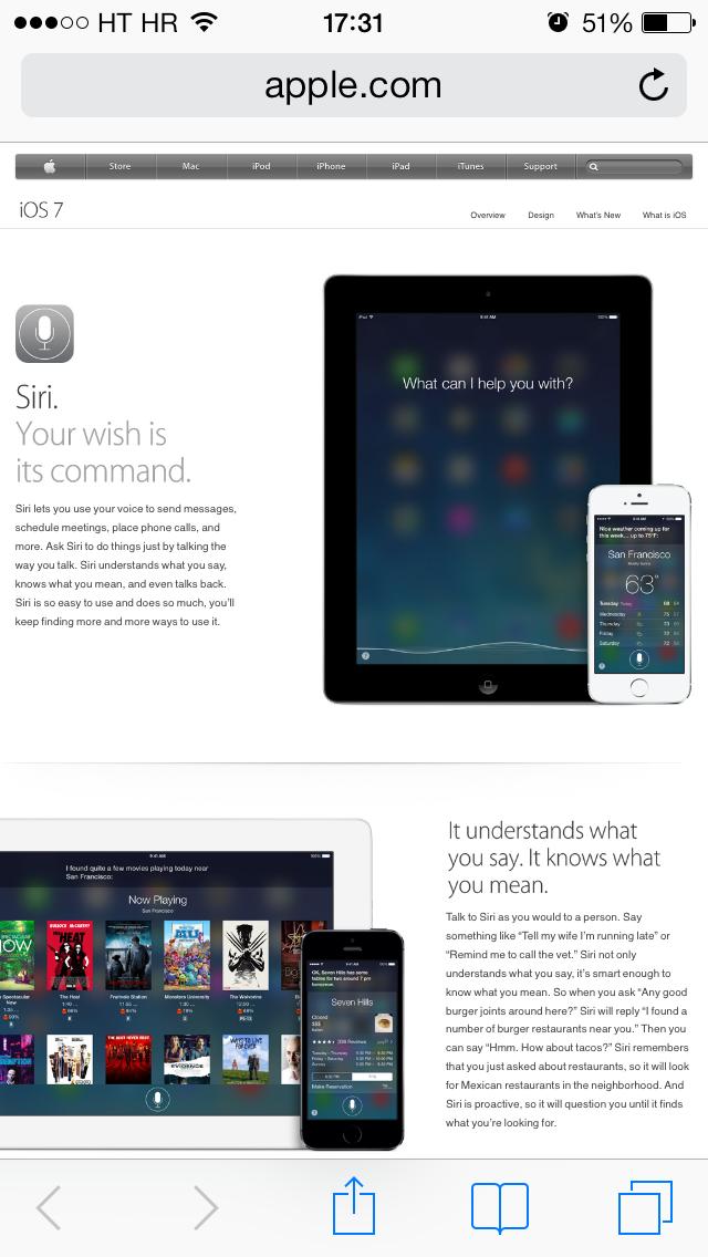 App Store banner (Siri 002)