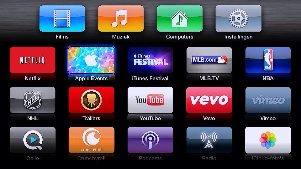 Apple Events (October 2013, Apple TV 002)