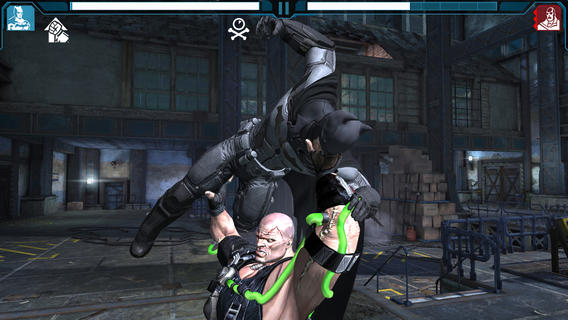 Batman Arkham Origins 1.0 for iOS (iPhone screenshot 002)