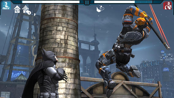 Batman Arkham Origins 1.0 for iOS (iPhone screenshot 003)