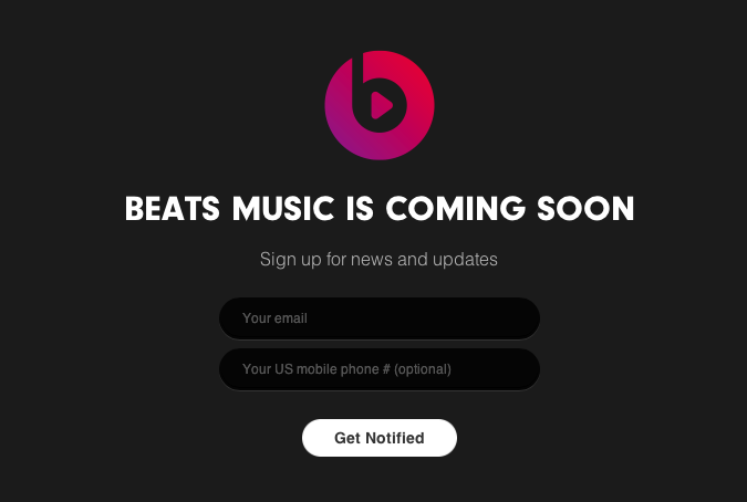 Beats Music (teaser 001)