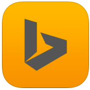 Bing 4.2 for iOS (app icon, small)