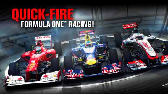 F1 Challenge for iOS (iPhone screenshot 001)