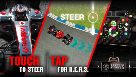 F1 Challenge for iOS (iPhone screenshot 003)