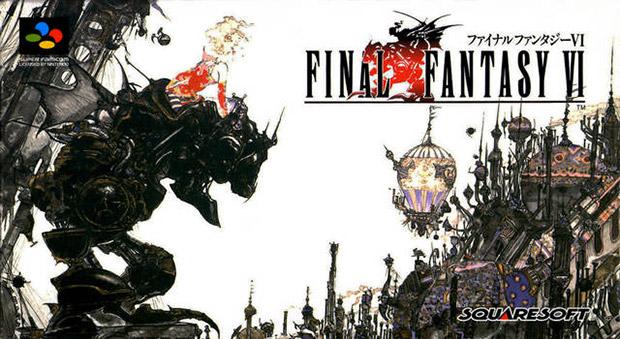 Final Fantasy VI (teaser 001)