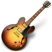 GarageBand 10 for Mac (app icon, small)
