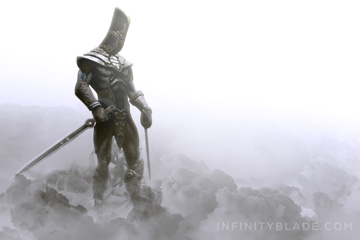 Infinity Blade III (Oslim the Deathless Bloodmage)