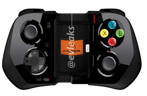 MOGA MFi iPhone controller (EVLeaks 003)