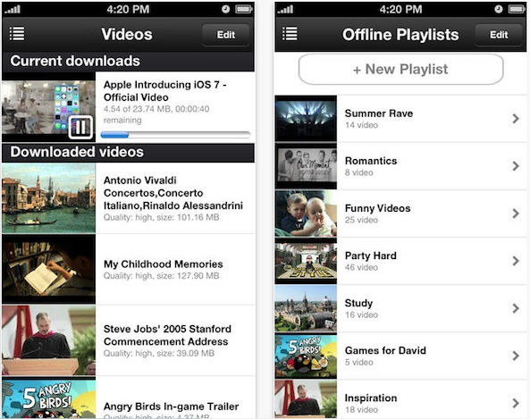 Best apps for downloading YouTube videos to your iPhone or iPad