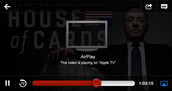 Netflix iOS 7 01