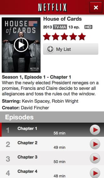 Netflix iOS 7 02