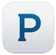 Pandora 5.0 for iOS (app icon, small)