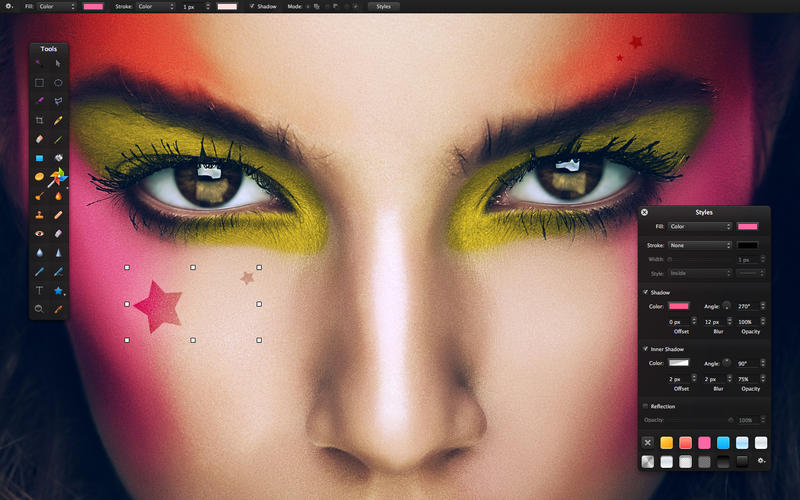 Pixelmator 3.0 for Mac (screenshot 001)
