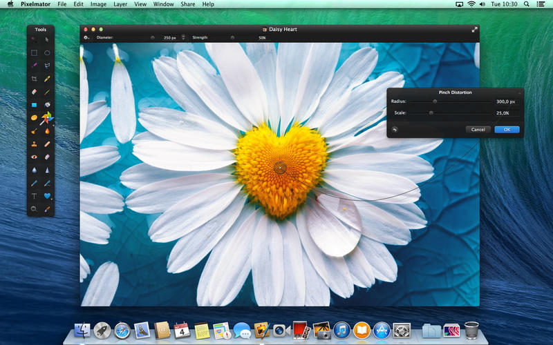 Pixelmator 3.0 for Mac (screenshot 002)