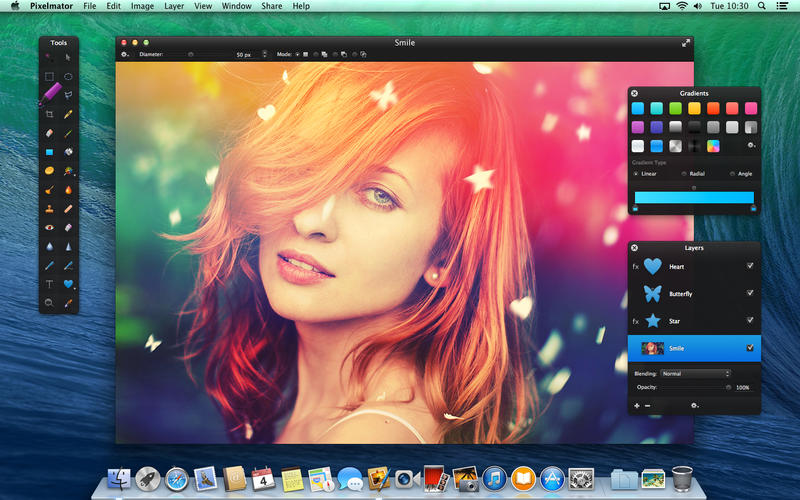 Pixelmator 3.0 for Mac (screenshot 003)