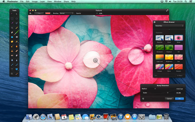Pixelmator 3.0 for Mac (screenshot 005)