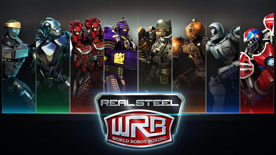 Real Steel World Robot Boxing (iPhone screenshot 001)