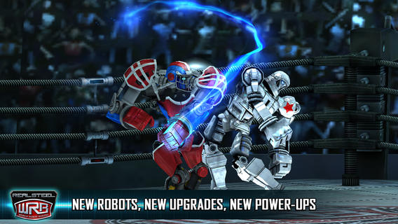 Real Steel World Robot Boxing (iPhone screenshot 002)