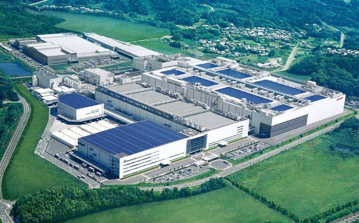 Sharp Kameyama Plant (image 001)