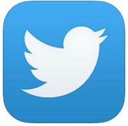 Twitter 5.12 for iOS (app icon, small)