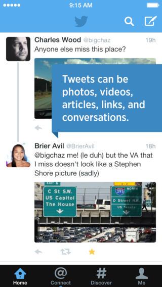 Twitter 5.12 for iOS (iPhone screenshot 003)