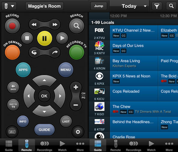 AT&T U-verse app for iPhone updated to let you watch live TV