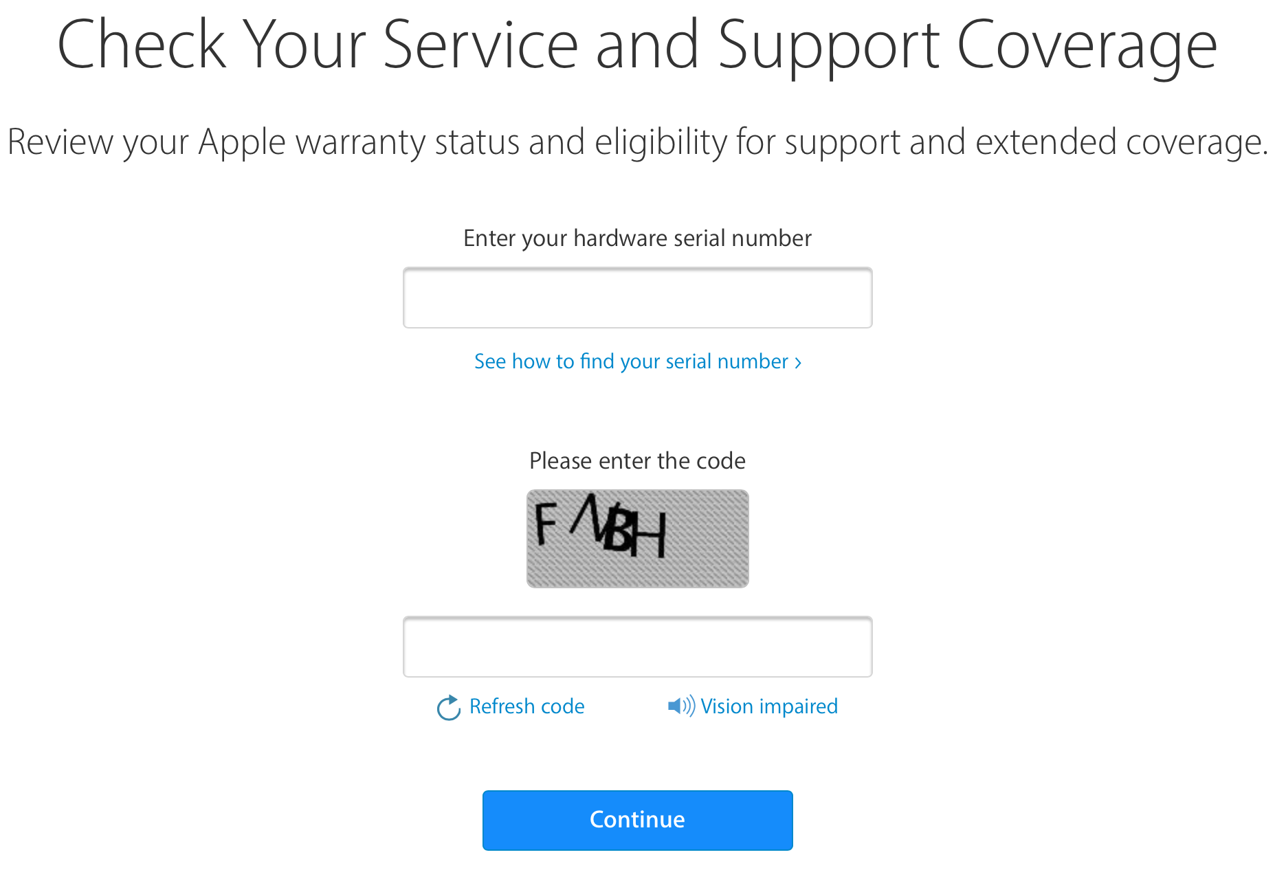 How to check warranty status for your iPhone, iPad, or Mac