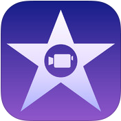 iMovie 2.0 for iOS (app icon, small)